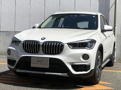 BMW X1xDrive 18d xラインLEDヘッドAトランク18AW