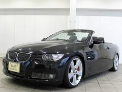 BMW335iカブリオレ7速DCT黒革スマートキー18AW車高調