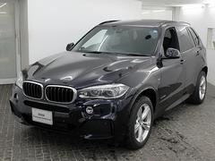 BMW X5xDrive 35i MスポーツLEDヘッドWSR黒革Mサス