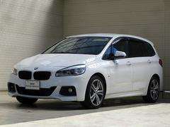 BMW220iグランツアラーMスポーツOP18AWAクルコンHUD