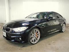 BMW420iグランクーペ MスポーツSR革パフォーマンス20AW