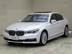 BMW740iSR黒革ベンチレーションハーマンカードン