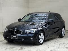 BMW116i スポーツキセノンGナビPサポート16AW