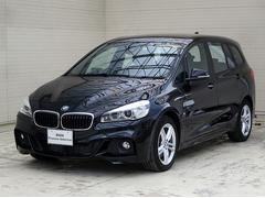 BMW218iグランツアラー MスポーツACCHUDPアシストP