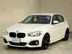 BMW118i Mスポーツ エディションシャドー茶革18AW