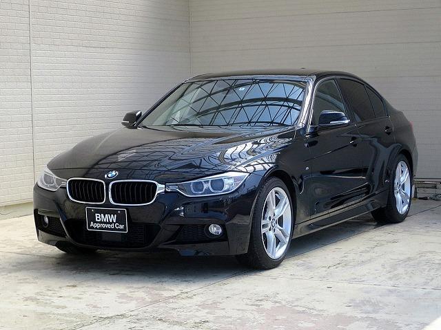 BMW 320i Mスポーツ キセノン 18AW Aクルコン