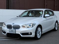 BMW118d ファッショニスタ 本革17AW ACC