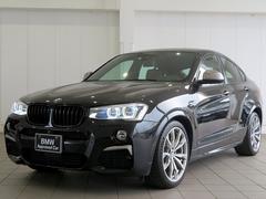 BMW X4M40i 左ハンドル LED 20AW 茶革 ACC