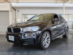 BMW X6xDrive 35i Mスポーツ 黒 茶革