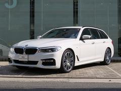 BMW523dツーリング Mスポーツ ACC 19AW Aトランク