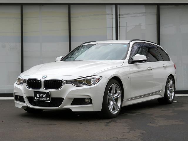 BMW 320iツーリング Mスポーツ ACC 18AW Aトランク