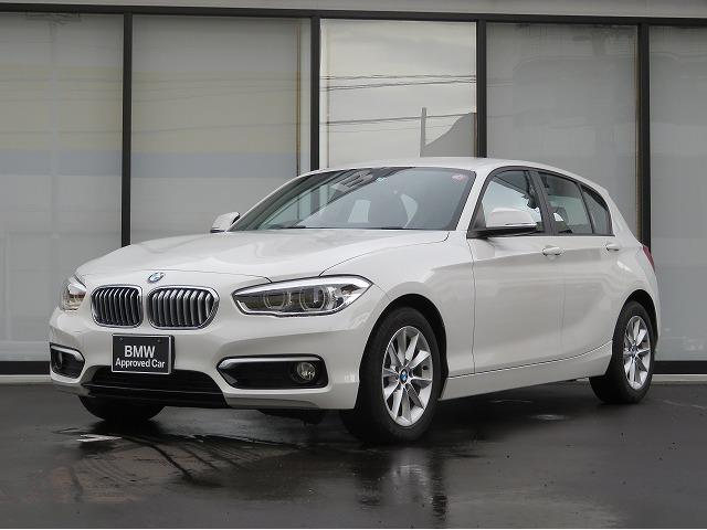 BMW 118i スタイル 後期 LED 4気筒 Pサポート Gナビ