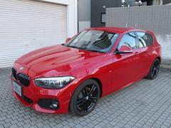 BMW118i Mスポーツ エディションシャドー ACC 18AW