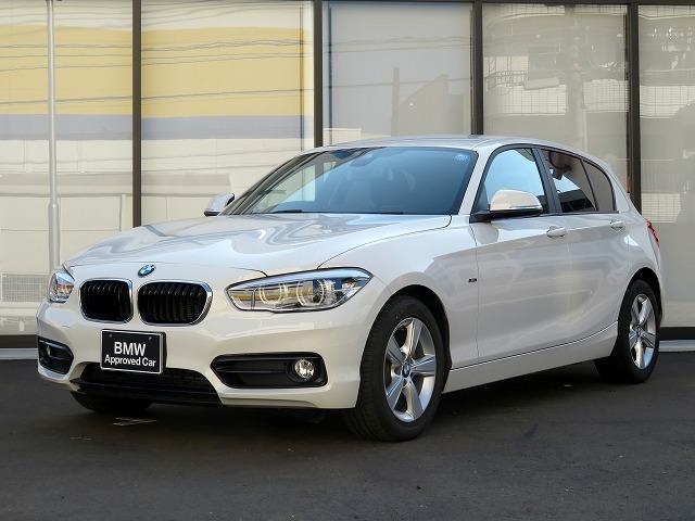 BMW 118i スポーツ HDDナビ バックカメラ 認定中古車