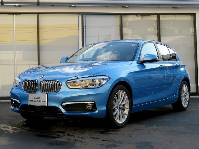 BMW 118d ファッショニスタ アップグレード ACC HiFi