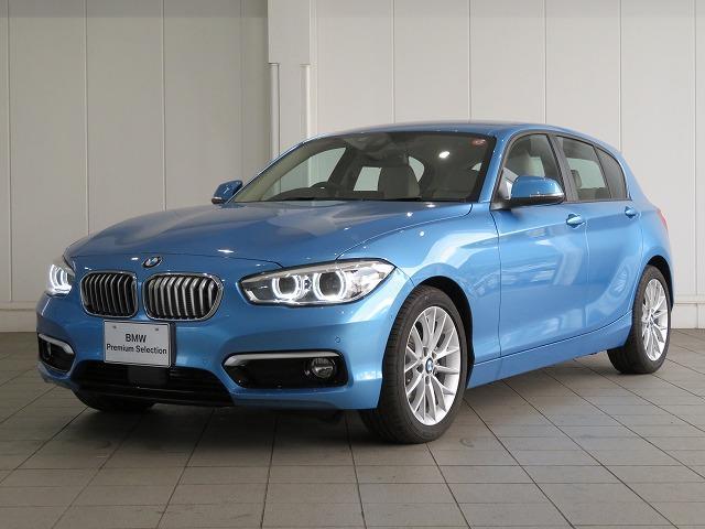 BMW 118d ファッショニスタ ACC アップグレードPKG