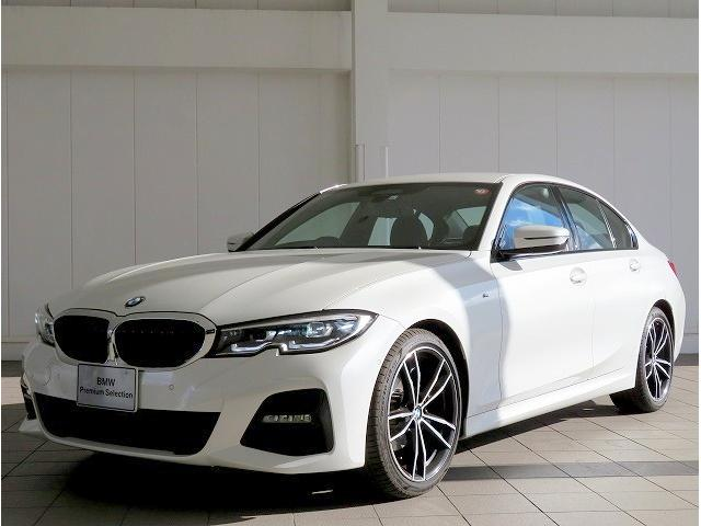 BMW 320d xDrive Mスポーツ デビュー&サウンドP
