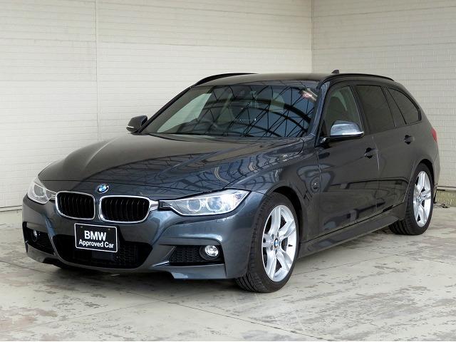 BMW 320dツーリング MスポーツACCHUD 認定中古車