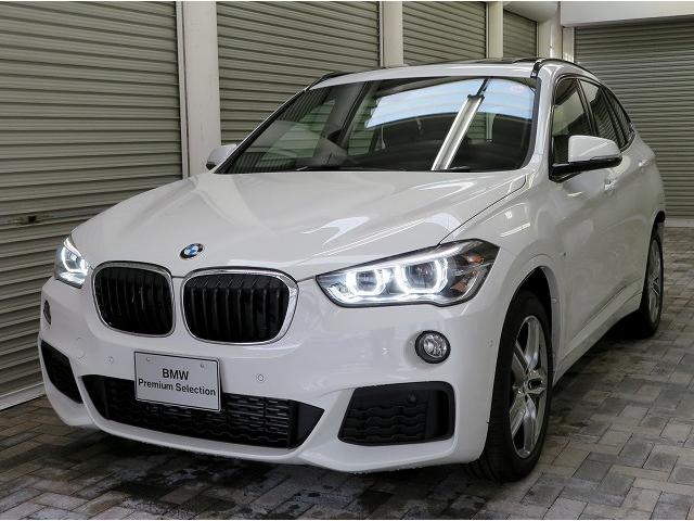 「BMW」「BMW X1」「SUV・クロカン」「福岡県」の中古車