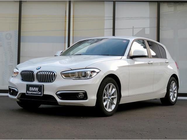 BMW 118d スタイル LED スマートキー Pサポート Gナビ
