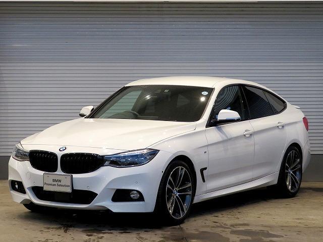 BMW 320iグランツーリスモ Mスポーツ LED 黒革 19AW