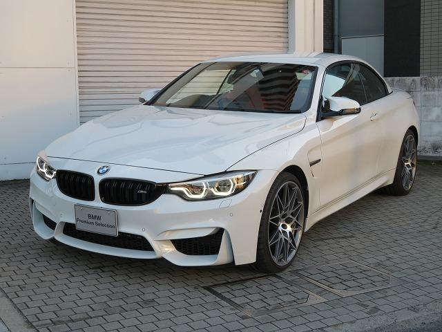 Used Bmw M4 >> Bmw M4 M4 Cabriolet Competition 2019 White 8 000 Km