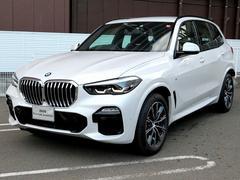 BMW X5xDrive 35d Mスポーツ 黒革 20AW ACC