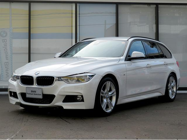 BMW 318iツーリング Mスポーツ レーンチェンジ Aトランク