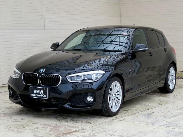 BMW 118i Mスポーツ 4気筒エンジン LEDヘッド クルコン