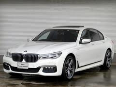 BMW740eアイパフォーマンス Mスポーツ SR 茶革 20AW