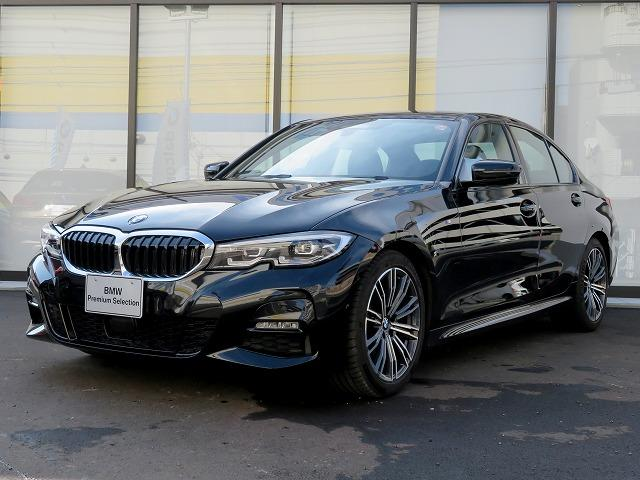 BMW 320i Mスポーツ Aトランク 18AW HiFiSP