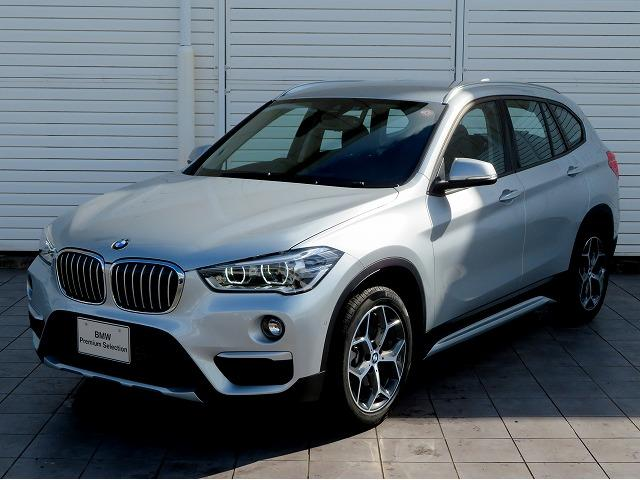 BMW xDrive 18d xライン 18AW ACC Aトランク