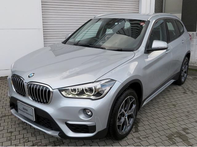 BMW xDrive 18d xライン ハイラインパッケージ 黒革