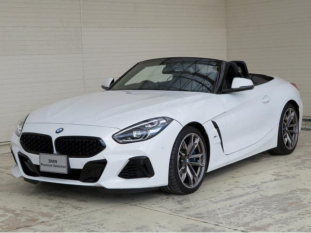 BMW Z4 M40i Mサス ハーマンカードン ブラックレザーインテリア 19インチアルミ オートクルーズコントロール 認定中古車