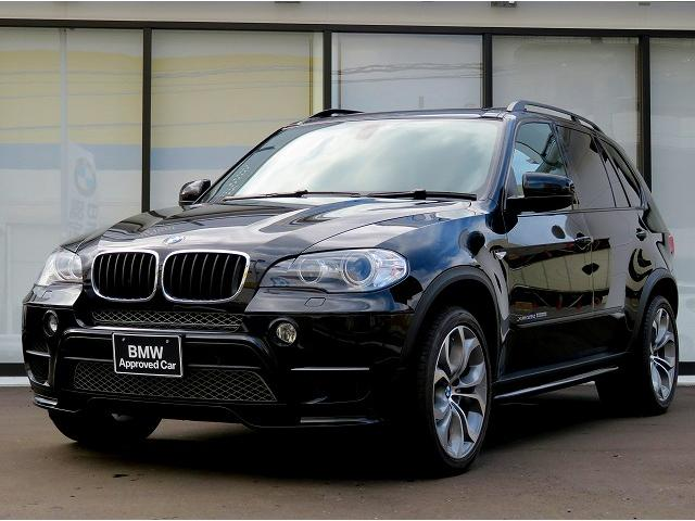 BMW X5 xDrive 35dブルーパフォーマンス WSR 茶革