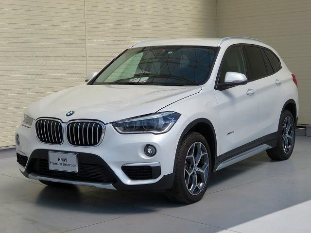 BMW xDrive 18d xライン コンフォートPKG LEDヘッドライト 18AW オートトランク コンフォートアクセス 純正ナビ リアビューカメラ 純正ETC 車線逸脱警告