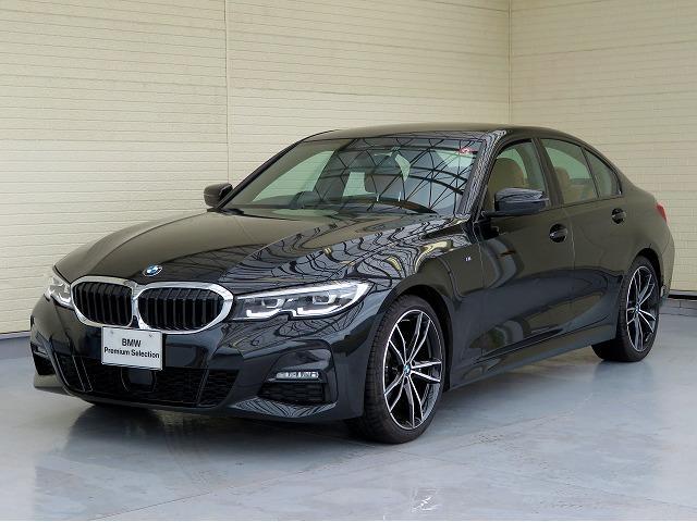 BMW 320d xDrive Mスポーツ コンフォートPKG LEDヘッドライト 19AW オートトランク コンフォートアクセス 茶革 純正ナビ リアビューカメラ 純正ETC アクティブクルーズコントロール  レーンチェンジ