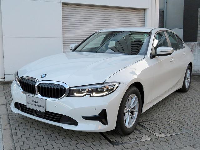 BMW 320i LEDヘッドライト 16AW PDC コンフォートアクセス シートヒーター 純正ナビ リアビューカメラ 純正ETC アクティブクルーズコントロール ストップ ゴー レーンチェンジ 認定中古車
