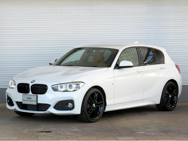 BMW 118i Mスポーツ エディションシャドー LEDヘッドライト 18AW PDC コンフォートアクセス ブラウンレザー 純正ナビ Bカメラ 純正ETC アクティブクルーズコントロール ストップゴー レーンディパーチャーウォーニング 認定中古車