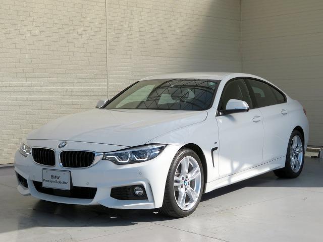 BMW 420iグランクーペ Mスポーツ MS LEDヘッドライト 18AW PDC オートトランク コンフォートアクセス マルチディスプレイメーター 純正ナビ iDriveナビ 地デジ フルセグ リアビューカメラ 純正ETC Aクルコン
