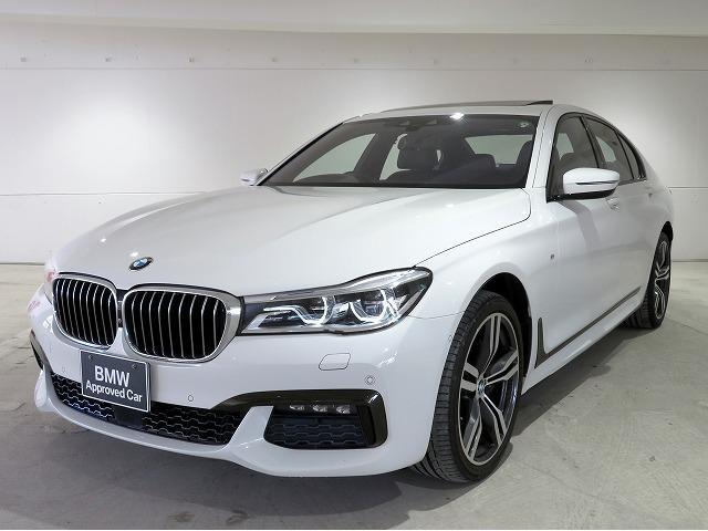 BMW 740i Mスポーツ LEDライト 20AW SR PDC 黒革 フルセグ HUD harman kardonサラウンドシステム ベンチレーションシート ACC ストップ&ゴー レーンチェンジ&ディパーチャーウォーニング