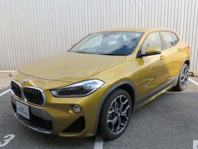 BMW sDrive 18i MスポーツX コンフォートPKG LEDヘッドライト 19AW PDC オートトランク コンフォートアクセス シートヒーター 純正ナビ iDriveナビ リアビューカメラ 純正ETC 車線逸脱 認定中古車