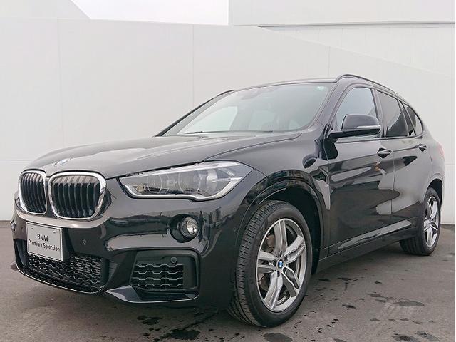 BMW sDrive 18i Mスポーツ コンフォートPKG LEDヘッドライト 18AW PDC オートトランク コンフォートアクセス シートヒーター 純正ナビ iDriveナビ リアビューカメラ HUD 純正ETC Aクルコン 認定中古車