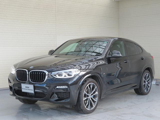 BMW X4 xDrive 30i Mスポーツ LED 20AW Aトランク フルセグ HUD ACCストップ&ゴー レーンチェンジ&ディパーチャーウォーニング ディスプレイキー ジェスチャーコントロール 茶革 イノベーションPKG 認定中古車