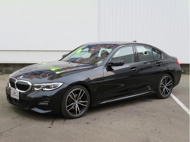 BMW 320d xDrive Mスポーツ コンフォートPKG LEDヘッドライト 19AW コンフォートアクセス レザーシート ブラックレザー 純正ナビ iDriveナビ トップ リアビューカメラ HiFiスピーカー 純正ETC 認定中古車