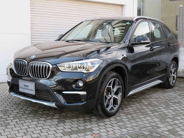 BMW xDrive 18d xライン コンフォートPKG LEDヘッドライト 18AW PDC オートトランク コンフォ-トアクセス シートヒーター 純正ナビ iDriveナビ リアビューカメラ 純正ETC 車線逸脱 認定中古車