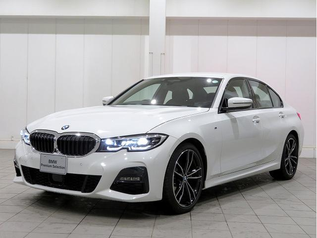 BMW 320d xDrive Mスポーツ コンフォートPKG LEDヘッドライト 19AW PDC オートトランク コンフォートアクセス レザーシート ブラックレザー 純正ナビ トップ リアビューカメラ 純正ETC Aクルコン 認定中古車
