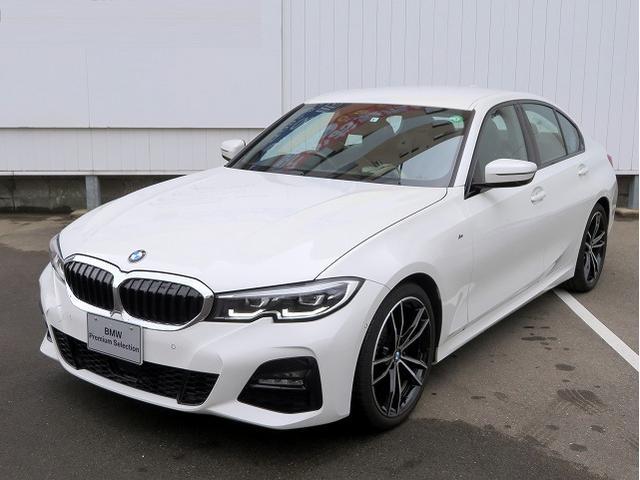 BMW 320d xDrive Mスポーツ コンフォートPKG LEDヘッドライト PDC オートトランク コンフォートアクセス レザーシート ブラックレザー 純正ナビ iDriveナビ リアビューカメラ 純正ETC Aクルコン 認定中古車