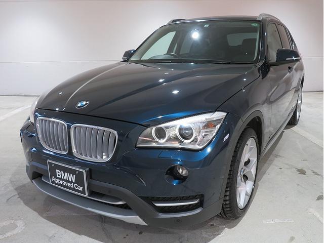 BMW sDrive 18i xライン キセノン 18AW パーキングサポートPKG PDC コンフォートアクセス 純正ナビ iDriveナビ 地デジ フルセグ リアビューカメラ 純正ETC 認定中古車