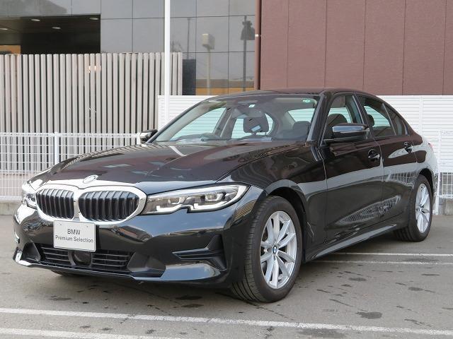 BMW 320d xDrive LEDヘッドライト 17AW PDC コンフォートアクセス シートヒーター 純正ナビ  リアビューカメラ ACCストップ&ゴー レーンチェンジ&ディパーチャーウォーニング 認定中古車